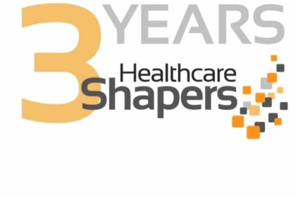 3 Jahre Healthcare Shapers