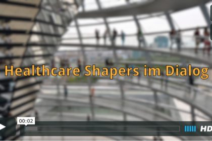 Interviews mit den Healthcare Shapers