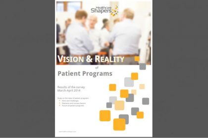 Healthcare Shapers Patient Programs