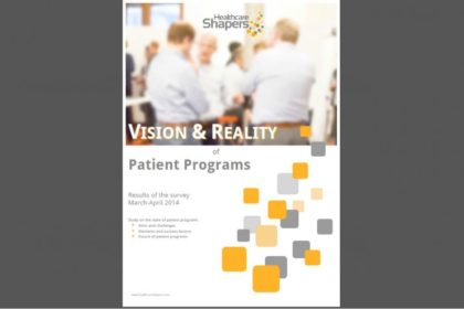 Healthcare Shapers Patient Programs