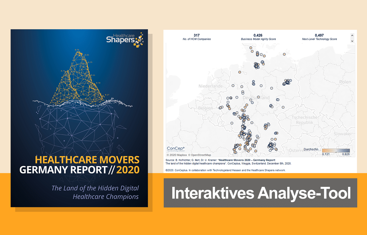 Healthcare Movers Germany Report 2020