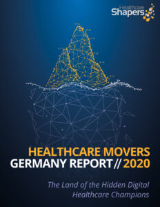 Healthcare Movers Germany Report 2020 - Cover